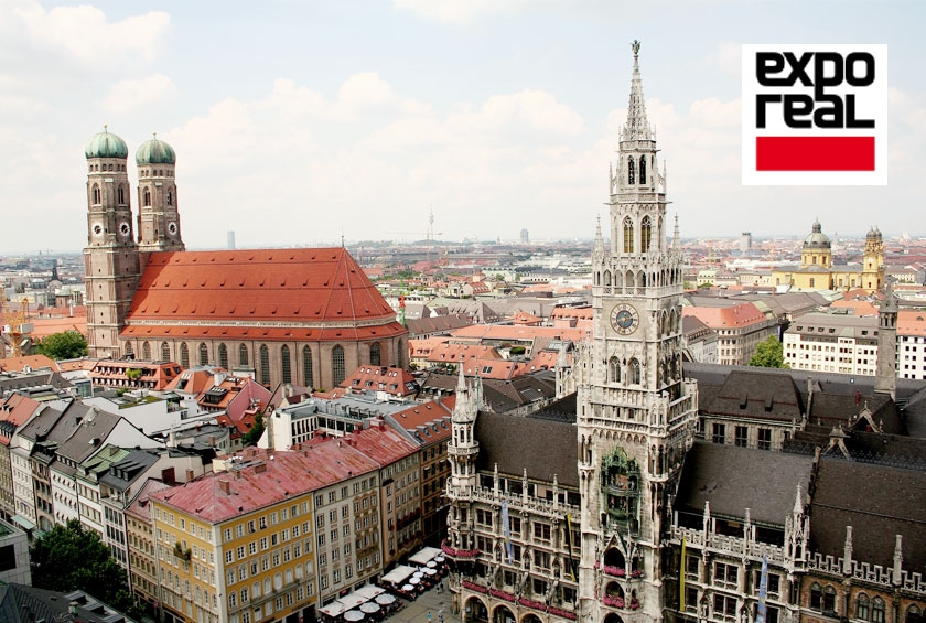 "Expo Real 2019: Cocktail reception with ""European Network""– 8 October 2019, Munich"