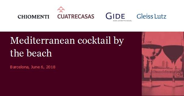 Global ABS Conference: Mediterranean Cocktail, June 6, Barcelona