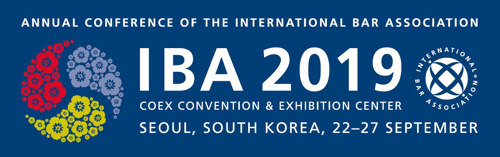 IBA Annual Conference Seoul 2019, 22-27 September