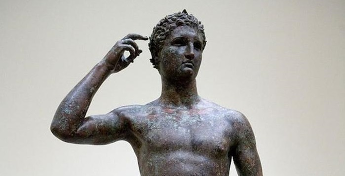 """Newsletter - Criminal confiscation of cultural property without conviction: Museum ordered to return the """"Victorious Youth"""" statue to the Italian State"""