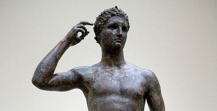 """Newsletter - Confisca penale di beni culturali senza condanna: il museo restituisca la statua dell'""""Atleta vittorioso"""" allo Stato italiano"""