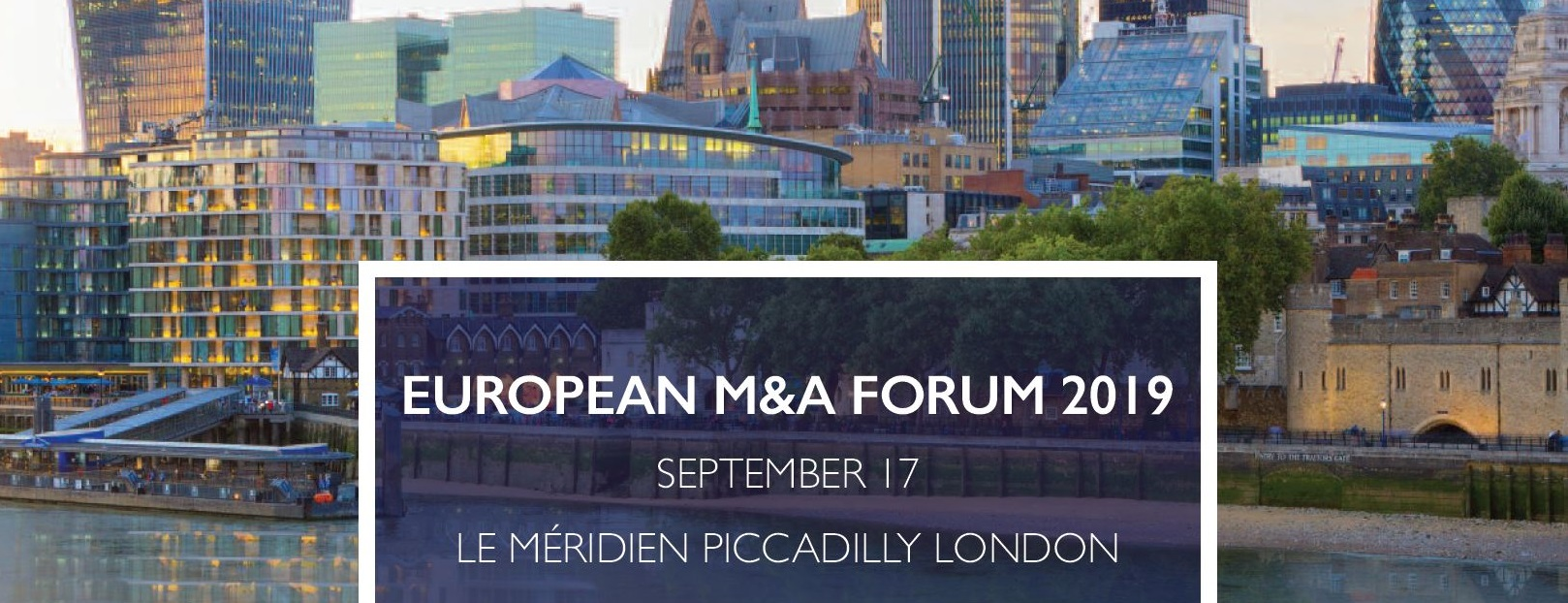 IFLR European M&A Forum 2019 – 17 September 2019, London