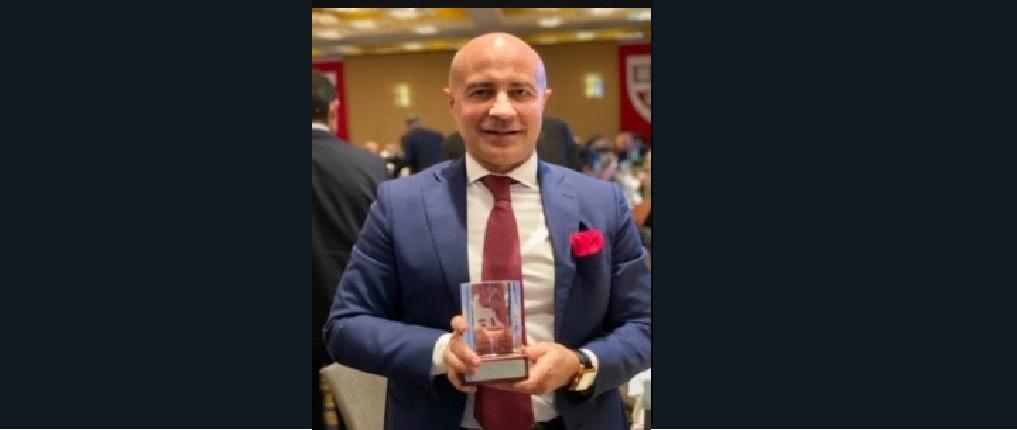Harvard Alumni Association Award to Chiomenti's Partner Salvo Arena