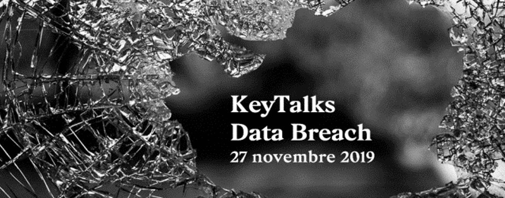 "Key Talks ""Data breach"" – 27 novembre 2019, Milano"