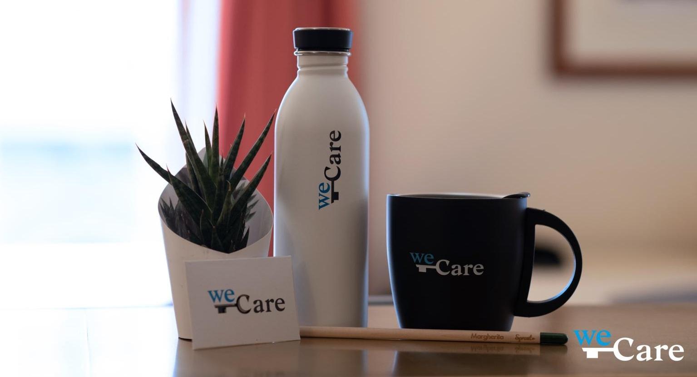 Con le borracce WeCare possiamo contribuire a ridurre il nostro impatto sull'ambiente.
