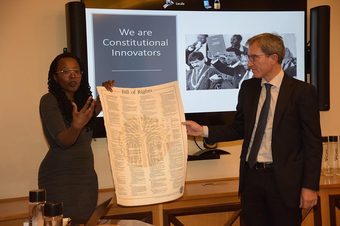 """Chiomenti e Fondazione Aurora hanno promosso un talk sul tema """"Creating an inclusive society throught the law"""""""
